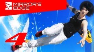Mirrors Edge прохождение с Карном. Часть 4