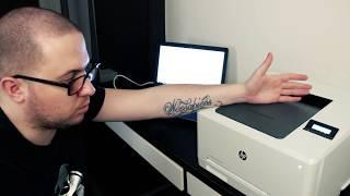 Цветной лазерный принтер HP LaserJet Pro 200 Color M252n (обзор от владельца)