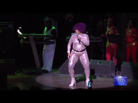 "G.B.T.V. CultureShare ARCHIVES 2017: DENISE BELFON ""Medley of soca songs"" (HD)"
