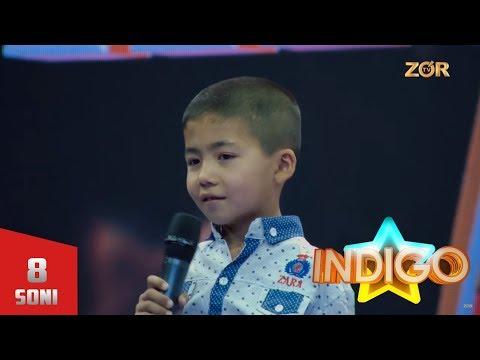 Indigo 8-soni (22.07.2017)