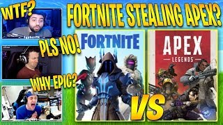 Apex Gifting Ideas to Fortnite!!!??!!?