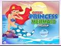 Disney Princess Games Disney The Little Mermaid Dress Up Games