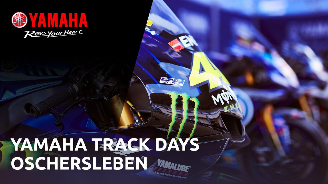 Yamaha Track Days Oschersleben