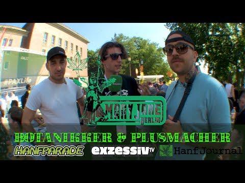 N° 428 MARY JANE 2017 - Cannabis Expo Berlin | Teil 1