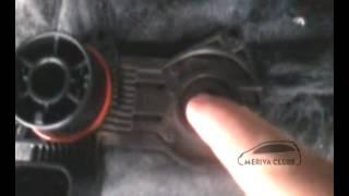 MERIVA CLUBE:: Sensor da borboleta com defeito