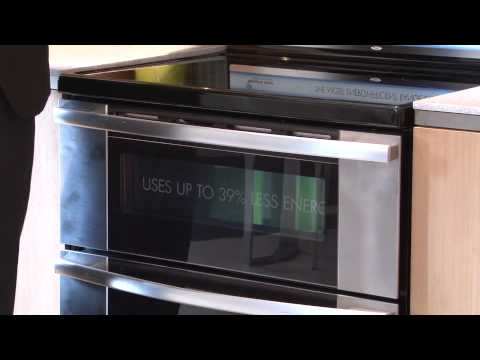 whirlpool electric double oven range