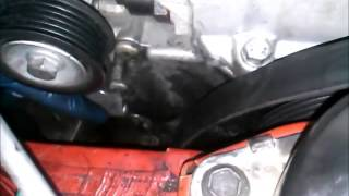 SAAB VIP - 9-5 2.3L - How to Remove / Replace an Alternator