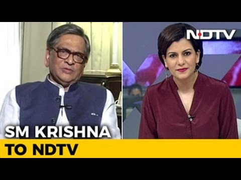 'Disappointed With Congress, It's Clinging To Dynastic Leadership': SM Krishna