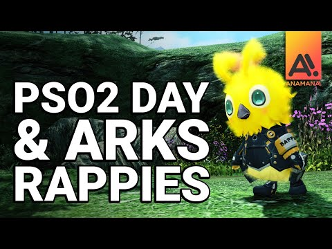 How To Farm The Arks Rappy Suit On Pso2 Day Youtube
