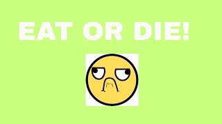 eat or DIE in roblox | ft. lauren
