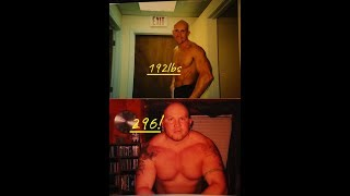 Steroids ruined my life,dont let them ruin yours! (1997- 2002)