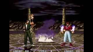 The King of Fighters 97 Gameplay - (Kyo - Terry - Ryo)