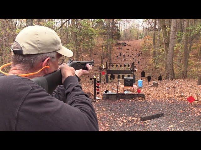 Shotgun Slugfest - Remington 870