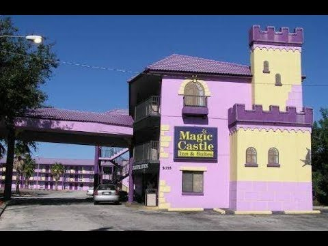 Magic Castle Inn from The Florida Project movie