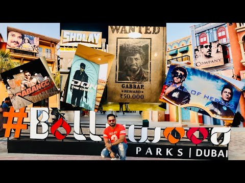 Indian park in Dubai (Bollywood Park Dubai)  – How to get Entry ticket only in 29AED – 2020