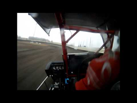 English Creek Speedway 2014 Practice Micro Sprint Dan Henning Racing #41 Micro Sprint