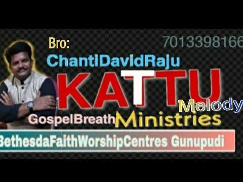 Christian Song Ninnu Chudalani