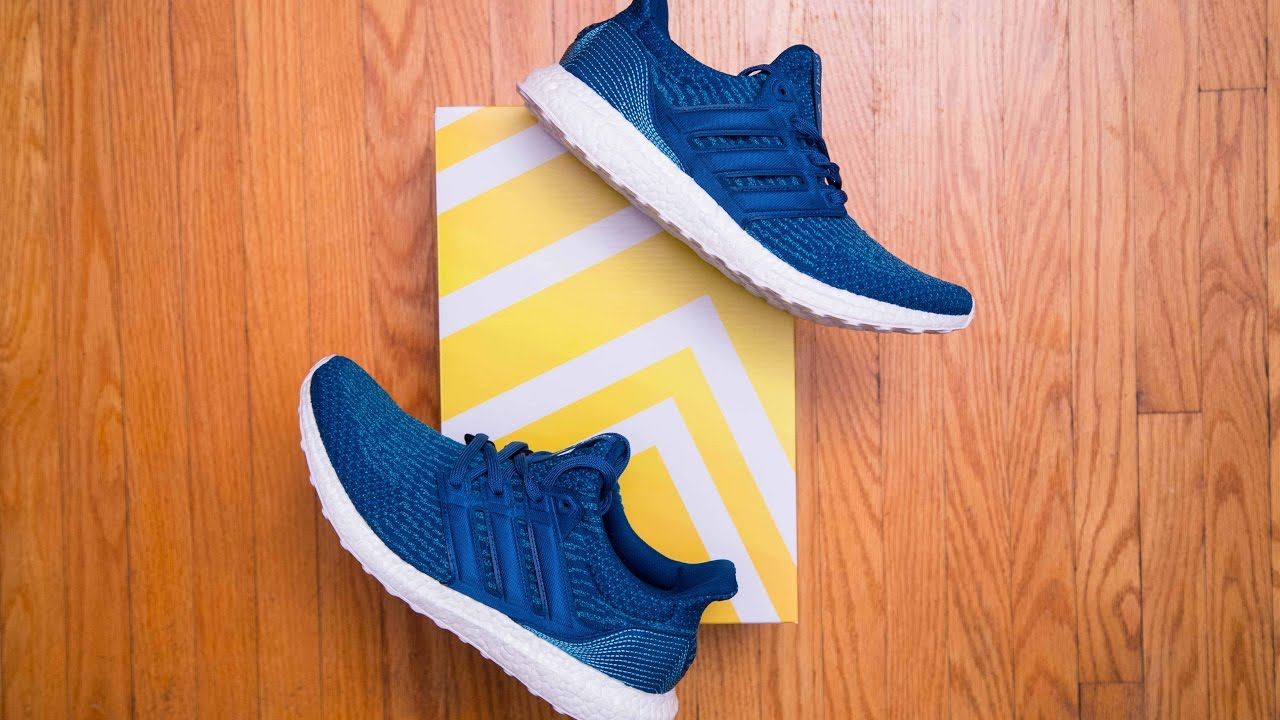 7e2edf24a2796 ... new zealand adidas ultra boost 3.0 by parley for the oceans review and  on feet edd2a