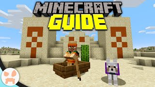 How To Easily Move Villagers! | Minecraft Guide Episode 24 (Minecraft 1.15.2 Lets Play)
