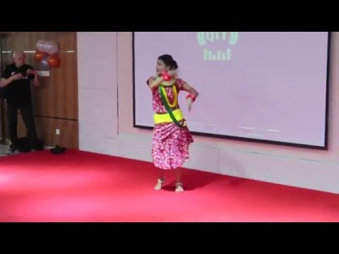 Mrs Globe 2015 - Mrs Nepal performance