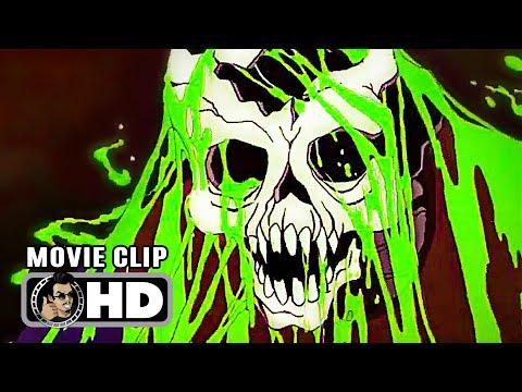 THE BLACK CAULDRON Movie Clip - Army of the Dead (1985) Disney Animated Classic Movie HD