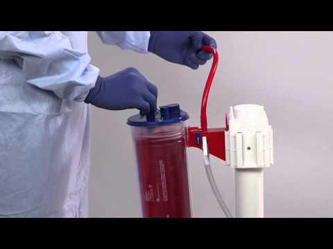 Medi-Vac® Flexible Liner System: Setup & Shutdown - Cardinal Health