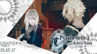 Psychedelica of the Ashen Hawk - Chapter 6 - ( ACT 37 ) Walkthrough Gameplay ( PSVITA TV )