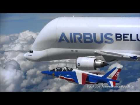 ONE OF A KIND Airbus Beluga Air Transport Aircraft