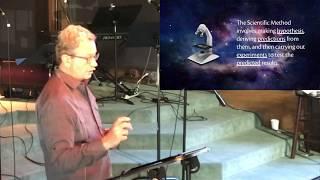Science vs. God - Mark Sanders - 10/14/18