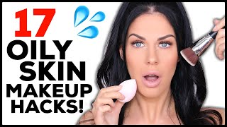 Oily Skin Tips That Will Change Your Life!!