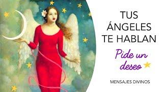 🌟Mensaje de Dios y los ángeles - Pide un deseo  - Número 5633 - ángel de la guarda