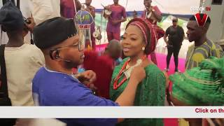 Dele Taiwo Dazzles Guests as Princess (Mrs.) Okunlola  Aramide Goes Home in Style