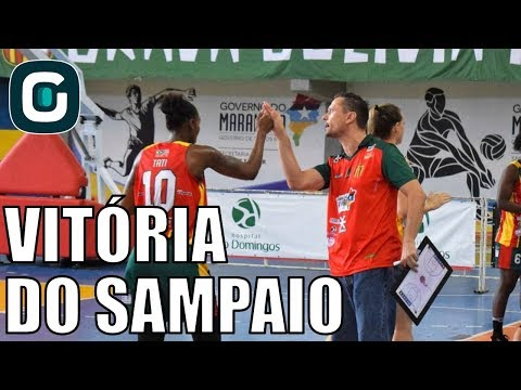 Sampaio Bate Uninassau E Vence Em Clássico Do Nordeste- Gazeta Esportiva (02/04/18)