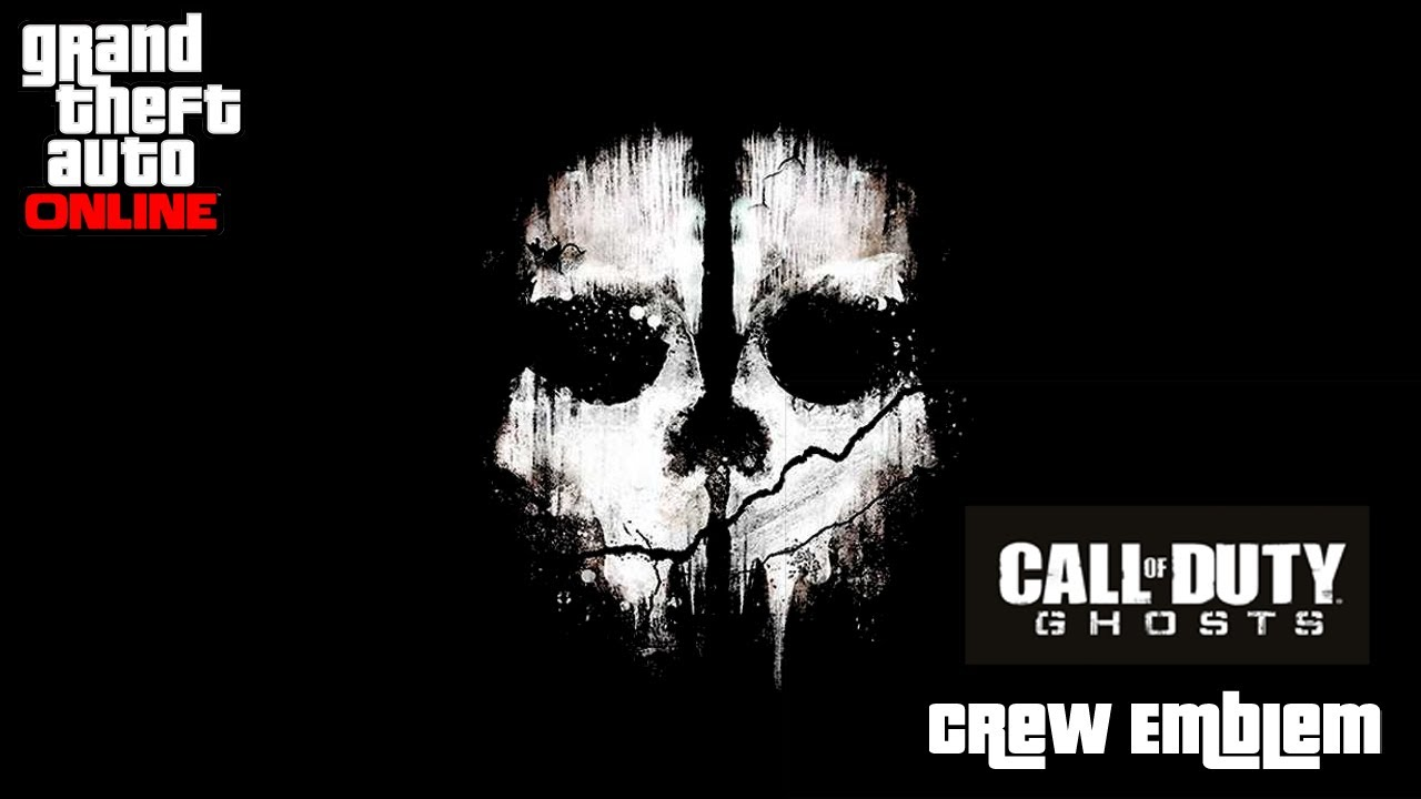 skull call of duty ghosts logo