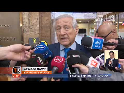 Bolivia acusa provocación  de Chile