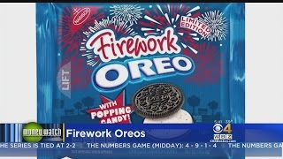 New Firework Oreos Contains Popping Candy