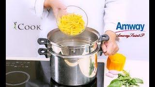 Кастрюли iCook от Amway. Кухонная посуда 21 века.