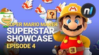 Grand Theft Auto in Super Mario Maker! | Super Mario Maker Superstar Showcase #4