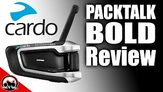 Cardo Packtalk Bold Review - 2,000 Miles Later