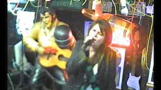 Rosa SINGT One of us im Karaoke Fun Pub Stuttgart http://www.funpub.de