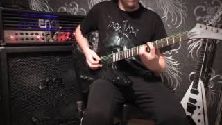 Axel Rudi Pell - Edge of the World - Guitar Cover [HD]