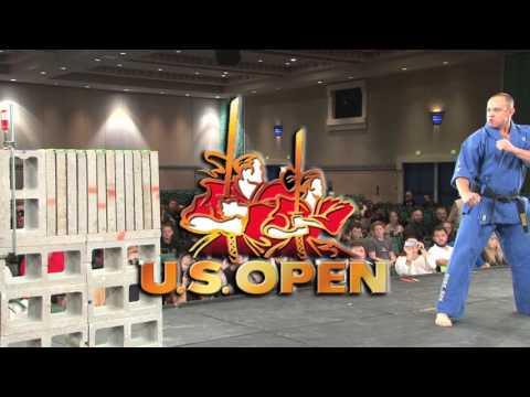 Highlights from the 2016 Breaking at U S Open ISKA World Karate Championships