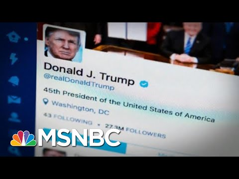 Pro-Trump Bots Blasted The 'Russiagate Hoax' After Release Of Mueller Report | The 11th Hour | MSNBC