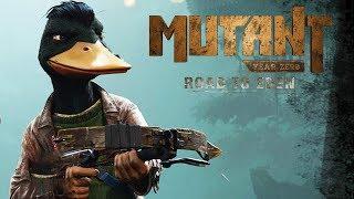Mutant Year Zero: Road to Eden - Post-Apocalyptic XCOM With Ducks - Preview Gameplay Part 1