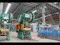 Automatic TDF corner production | Punching Machine KRRASS®
