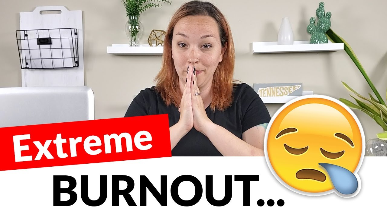 Entrepreneur Burnout... I've had ENOUGH!