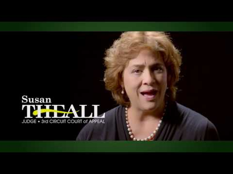 Susan Theall for Judge [Experience] | Third Circuit Court of Appeals | The Right Kind of Experience