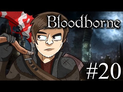 Bloodborne Gameplay - Blind Playthrough - Episode 20 [Equipment and Electricity]