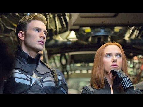 Mark Kermode reviews Captain America: The Winter Soldier