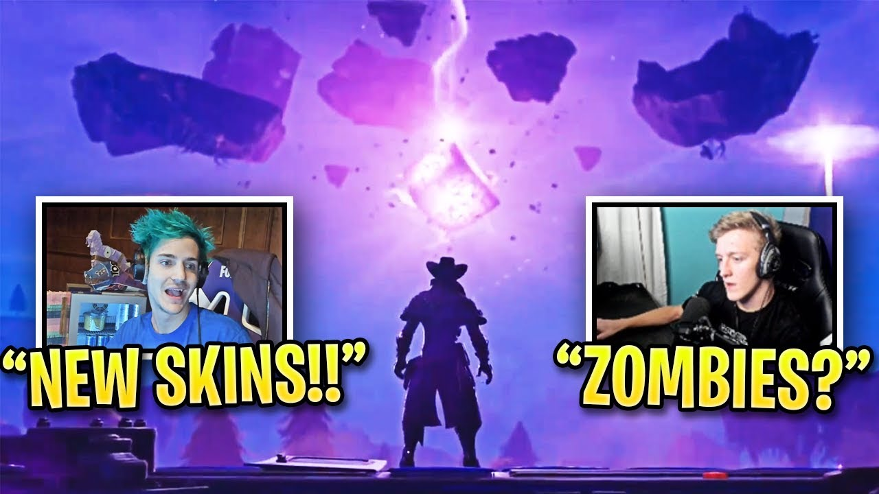 First Look at *NEW* Fortnite WEAPONS, ZOMBIES, SKINS, & MAP! | Fortnite SAVAGE Moments